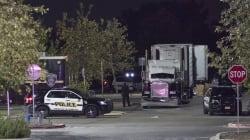 Huit morts et 28 blessés trouvés dans ce camion aux