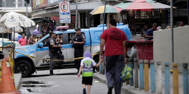 Em 2016, 134 policiais morreram no Rio de Janeiro. A maioria fora do horário de serviço.