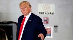 «On va s'amuser», lance Trump avant de rencontrer des familles de victimes d'une