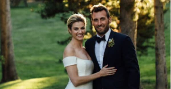 Erin Andrews Wedding.Erin Andrews Shares Stunning Pictures From Her Montana Wedding Aol