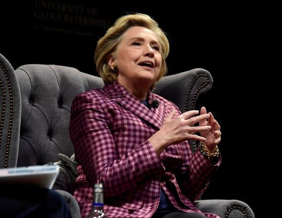 Clinton says Doug Jones' win is a 'turning point'