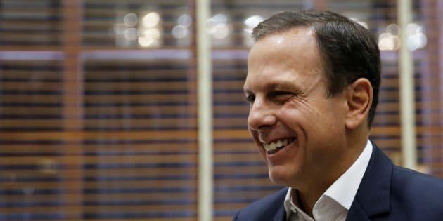 João Doria: Em 90 dias, aprovação recorde.