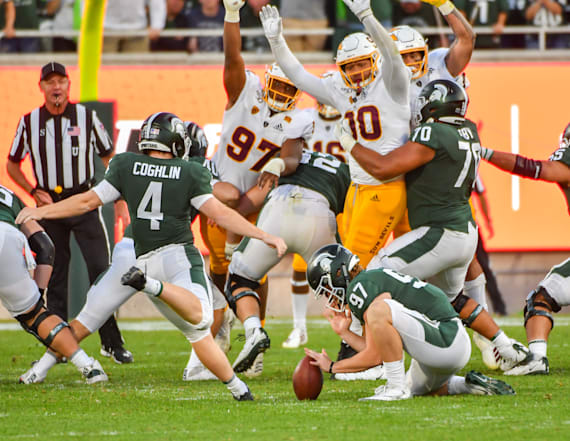Officiating error costly in Michigan State loss