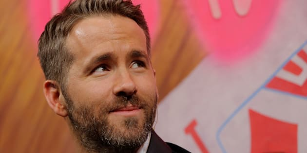 Actor Ryan Reynolds is honored as Hasty Pudding Theatricals Man of the Year at Harvard University in Cambridge, Mass. on Feb. 3, 2017.