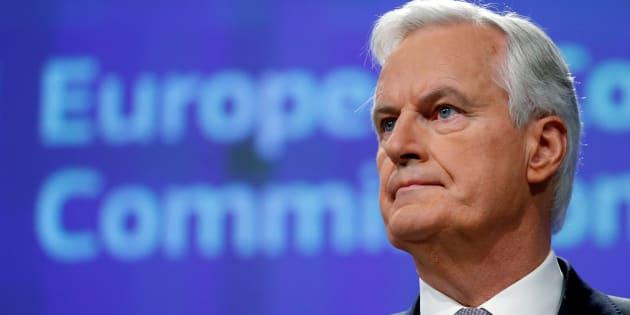 """Michel Barnier, le """"M. Brexit"""" de l'UE qui fait peur aux Britanniques"""