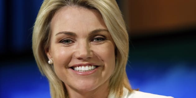 Heather Nauert, ex-journaliste de Fox News, devient l'ambassadrice américaine à l'ONU.