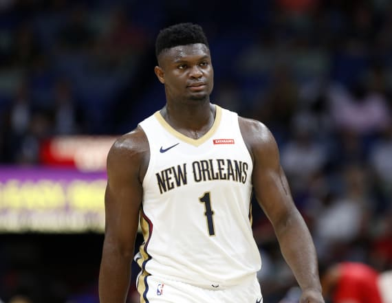 Zion Williamson to miss 6-8 weeks after surgery