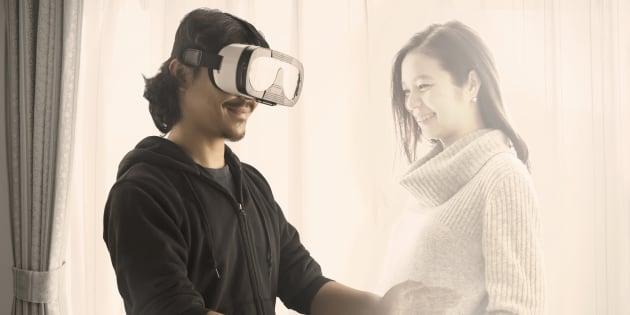 Le futur de l'amour sera-t-il plus virtuel que réel?
