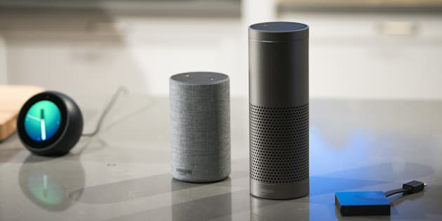 Alexa, l'assistant vocal d'Amazon, a un rire démoniaque