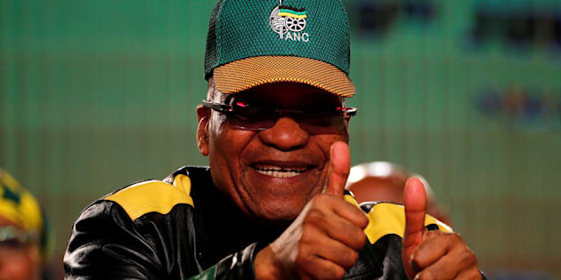 President Jacob Zuma ahead of this year's ANC policy conference.