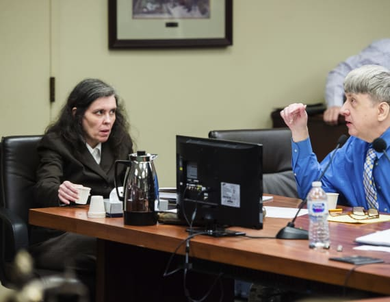 Turpin parents sentenced in torture house case