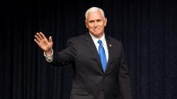 Mike Pence dément vouloir être candidat à la présidence en
