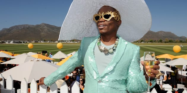 Somizi Mhlongo will host the event.