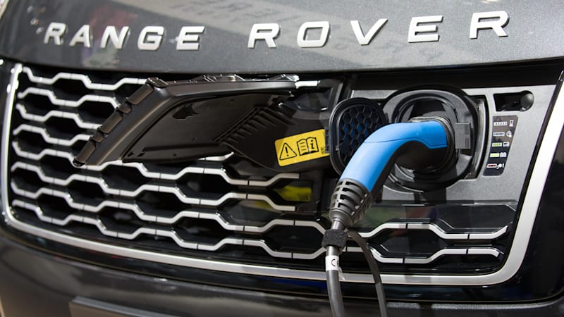 Jaguar Land Rover teams up with BMW for Electric Vehicle project.