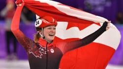 Speedskater Boutin Wins 2nd Bronze Medal In