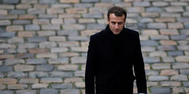 "Macron si prepara a rispondere ai gilet gialli: ""Ho fat"