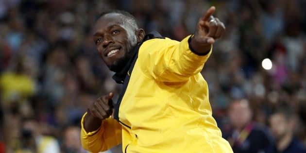 Usain Bolt fera un essai au Borussia Dortmund et rêve de faire carrière dans le foot