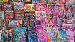 Jeux roses, jeux bleus: les stéréotypes persistent dans l'allée des