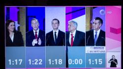 Lo que el primer debate presidencial nos
