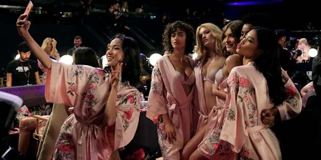 Ces anges Victoria's Secret ont chanté le mot de trop