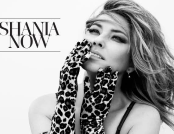 Shania Twain releases first new song in 15 years