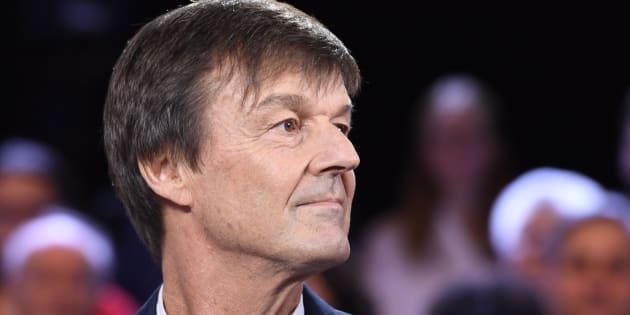 Trois mois après sa démission retentissante, Nicolas Hulot était l'invité de l'Émission politique sur France 2.