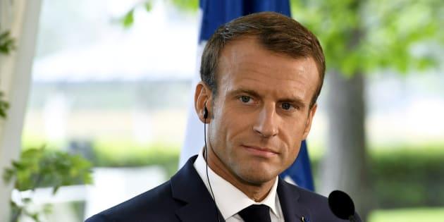 """Les """"Gaulois"""" réfractaires au changement? Non, simplement """"râleurs-protestataires"""", monsieur Macron."""
