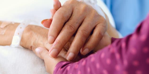 Audrey Parker souhaite que le gouvernement ouvre la porte à des «demandes anticipées» de l'aide médicale à mourir.