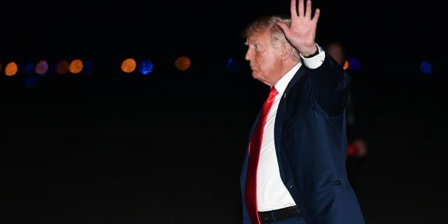 Donald Trump confiesa reunión entre su hijo y un abogado del Kremlin