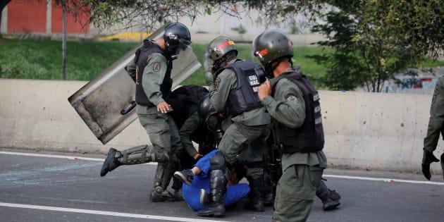 Acusan crímenes Contra la humanidad en Venezuela