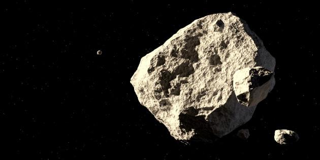 Un asteroide oggi si avvicinerà a Terra, secondo la Nasa non ci sarà nessun pericolo