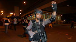 Five Killed In Suspected Suicide Bombing In