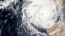 Irma crece y se convierte en huracán categoría