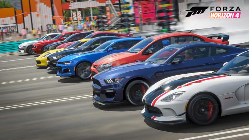 Forza Horizon 4 Makes Your Driving Dreams Come True