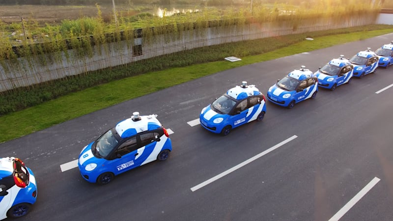 Baidu CEO faces investigation over viral self-driving vehicle stunt in China