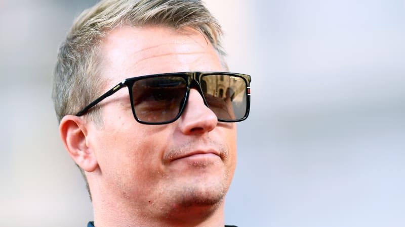 Kimi Räikkönen tritt am Ende der F1-Saison zurück€