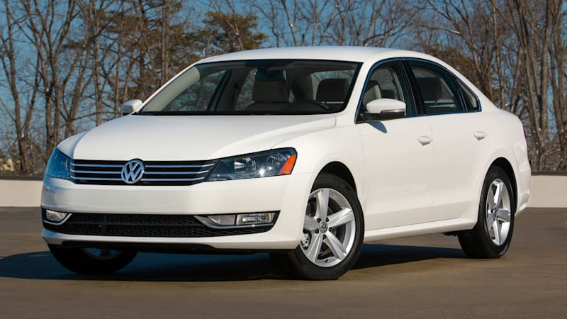 2015 VW Passat Limited Edition Priced From $23,995*