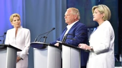 Wynne, Ford, Horwath Face Off In Final Ontario Election