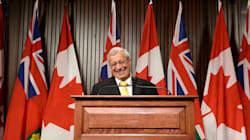 Interim Ontario PC Leader Won't Seek Permanent