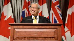 Vic Fedeli Named Interim Ontario PC