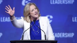 Lisa Raitt Alludes To Trudeau Misconduct Allegation At Tory
