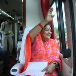 Rajasthan: Vasundhara Raje Leads In Jhalrapatan Against Congress' Manvendra