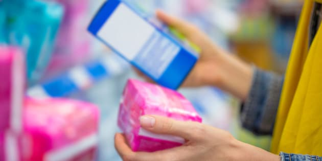 Menstrual hygiene being considered luxury is about as insulting as a tax can get.