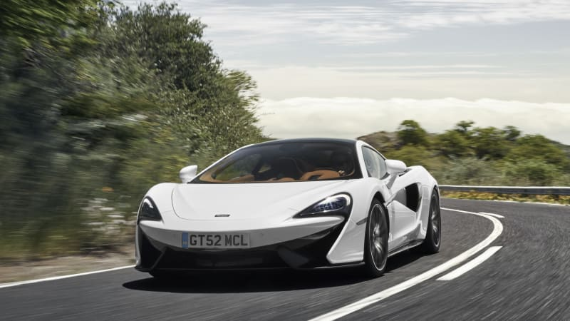 2018 McLaren 570GT Sport Pack Drivers' Notes Review | Best of both worlds