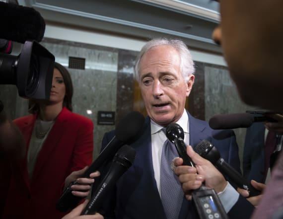 GOP senator blames Saudi prince for Khashoggi death