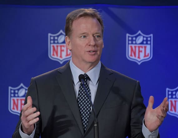 Roger Goodell: Marijuana is unsafe for NFL players