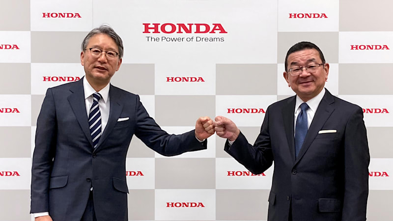 Honda назвала руководителя исследований и разработок Мибе новым генеральным директором, который приведет ее в будущее электромобилей