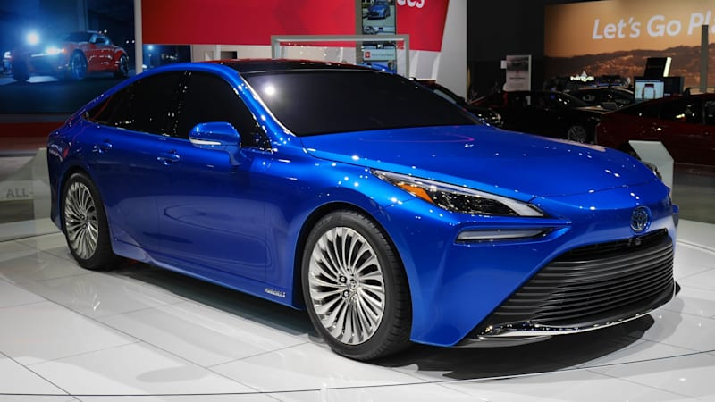 The Toyota Mirai went from yuck to yowza, will it be enough?