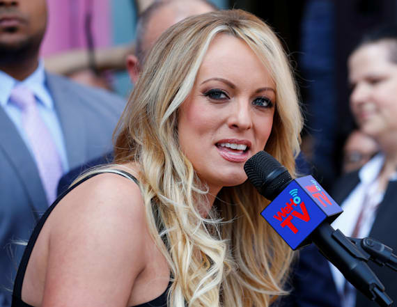 Prosecutors cancel meeting with Stormy Daniels