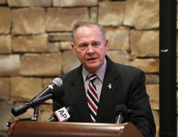 Roy Moore weighing legal action against his accusers